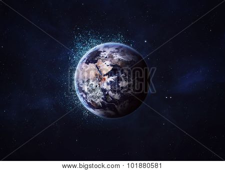 High quality Earth image
