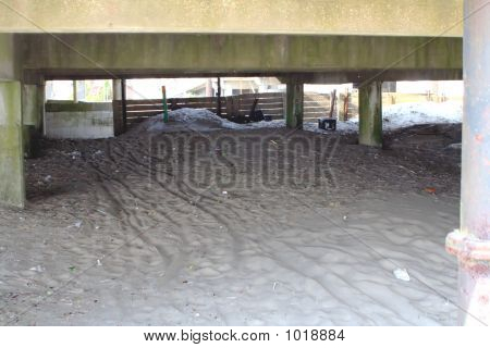 Under The Boardwalk?