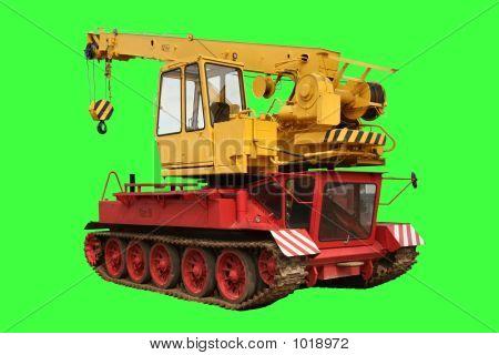 Crane Tank