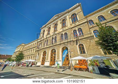 Cluj-napoca Babes Bolyai University