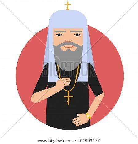 Orthodox Christian priest
