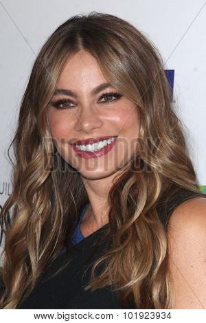 LOS ANGELES - JUN 8:  Sofia Vergara at the SAG Foundations 30TH Anniversary LA Golf Classi at the Lakeside Golf Club on June 8, 2015 in Toluca Lake, CA