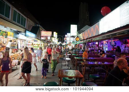 Phuket At Night