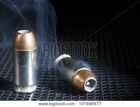 Smoking Ammo