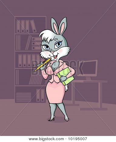Sexy bunny.