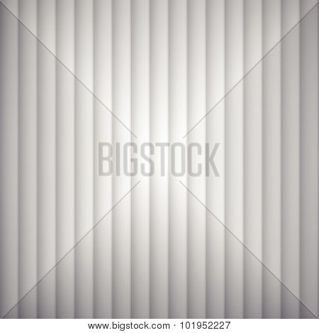 Abstract Gray Lined Embossed Shadow Background, Illustration Vector