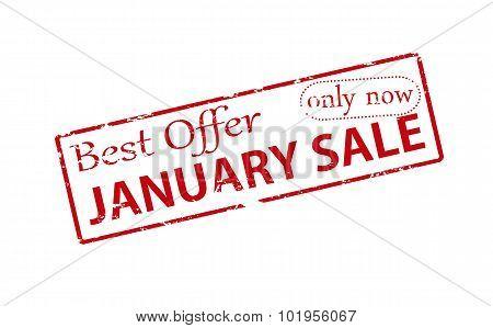 Best Offer January Sale