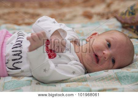 Hormonal rashes in newborns