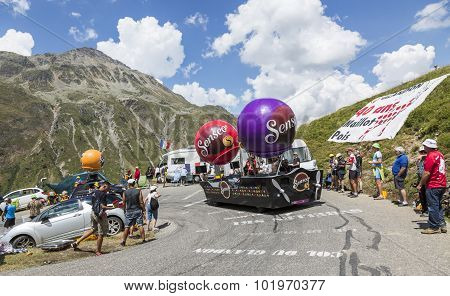 Senseo Vehicle - Tour De France 2015