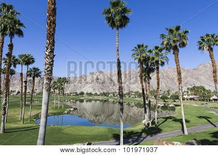 Ana Inspiration Golf Course, Rancho Mirage, California