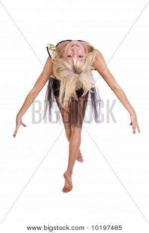 Bending Back Dancer