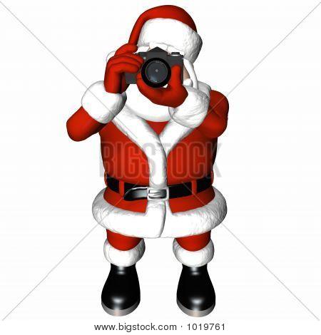 Santa Photo 2
