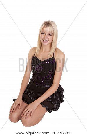 Happy Dancer Girl