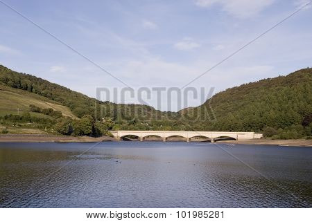 Ladybower Reservoir, UK