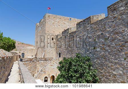 Cesme castle, Turkey