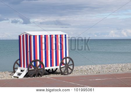 Bathing Machine.