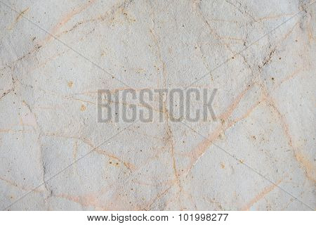 Natural Fractured Sedimentary Rock Background