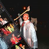 Oct 31, 2008,  Manhattan - The Largest Halloween Parade In The W