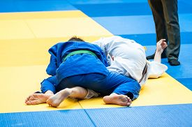 picture of judo  - Judo Japanese martial art and combat sport sports without arms  - JPG
