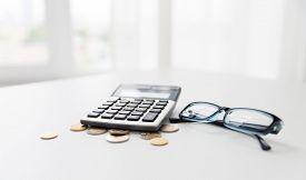 picture of calculator  - busines - JPG