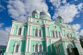 picture of trinity  - Trinity Cathedral of the Holy Trinity Seraphim - JPG