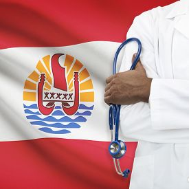 pic of french polynesia  - Concept of national healthcare system series  - JPG
