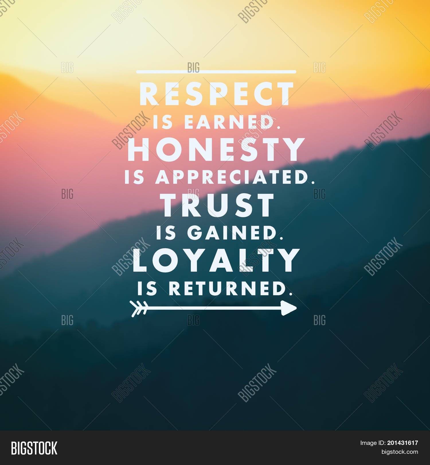 Quotes Respect Inspirational Quotes  Respect Image & Photo  Bigstock
