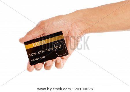 Premier Gold Status Credit Card