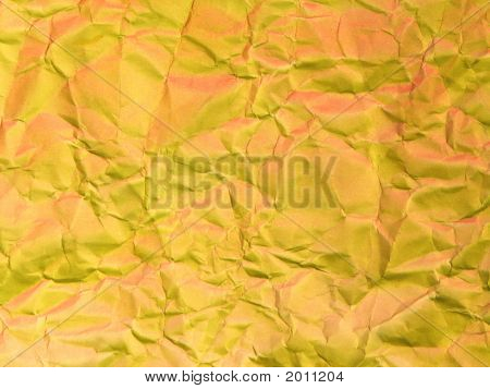Scrunch Paper
