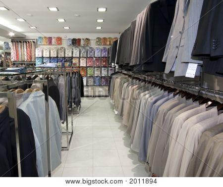 moderne Shop interior