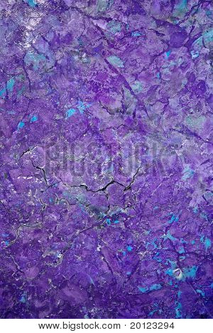 Purple Abstract Texture