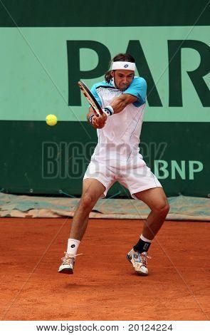 Antonio Veic (cro) At Roland Garros 2011