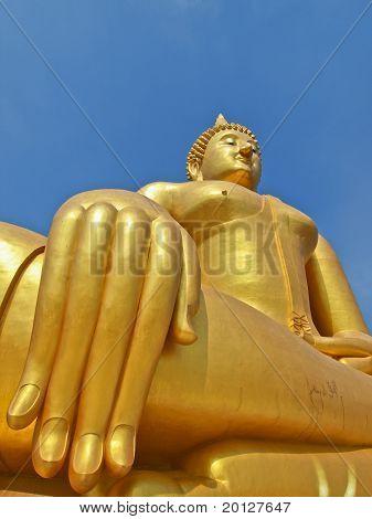 buddha wat muang temple thailand