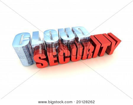 Computer Data Cloud Security