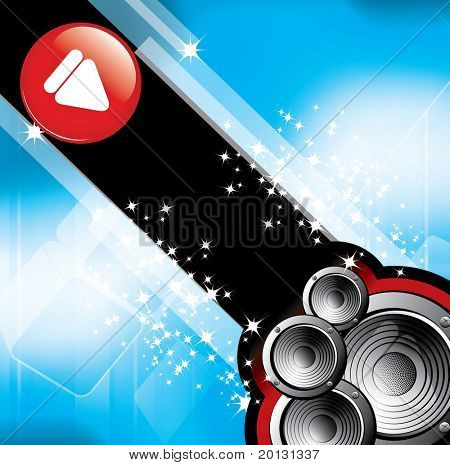 eps10 abstract Vector-Lautsprecher-design