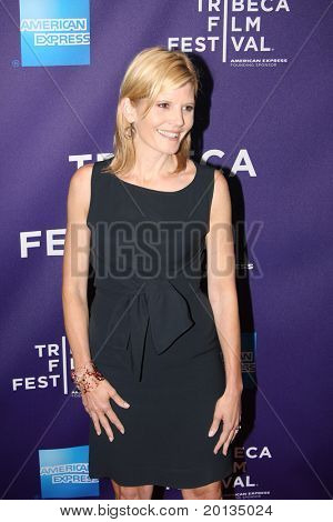 "NEW YORK - APRIL 25: Juror Kate Snow attends the ""Letters to Juliet"" premiere at the School of Visual Arts Theater during the 2010 TriBeCa Film Festival on April 25, 2010 in New York City."