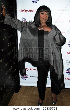 NEW YORK - JUNE 13: Singer Patti LaBelle attends the 3rd annual Geminis Give Back at 1OAK on June 13, 2010 in New York City.