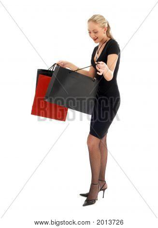 Euphoric Shopping Blond