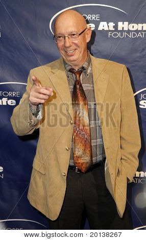 NEW YORK - NOV 11: Dann Florek attends the 8th Annual Joe Torre Safe at Home Foundation Gala at Pier Sixty at Chelsea Piers on November 11, 2010 in New York City.