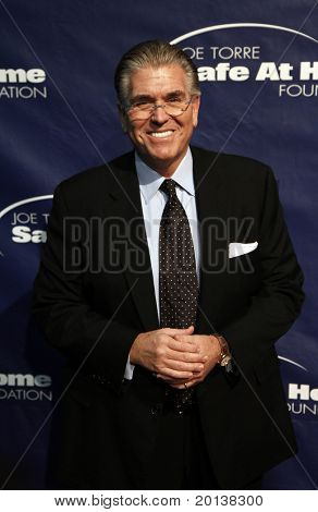 NEW YORK - NOVEMBER 11: Radio talk show host Mike Francesca attends the 8th annual Joe Torre Safe at Home Foundation Gala at Pier 60 at Chelsea Piers on November 11, 2010 in New York City.