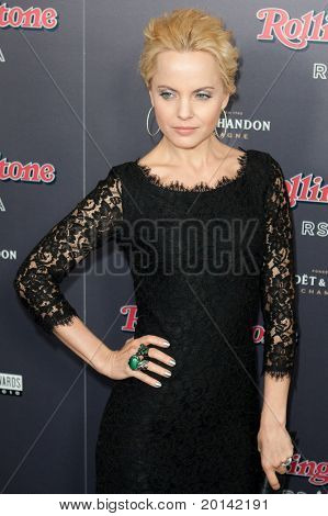 HOLLYWOOD, CA. - NOV 21:  Mena Suvari arrives at the 2010 American Music Awards Rolling Stone Magazine VIP After Party at Rolling Stone Restaurant and Lounge on November 21, 2010 in Hollywood, Ca.