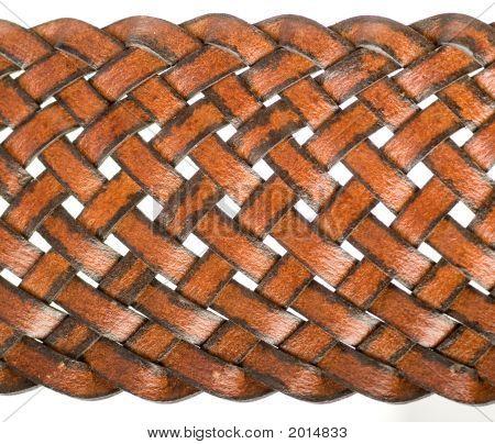 Leather Sennit