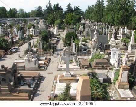 Milan Monumentary Cemetery