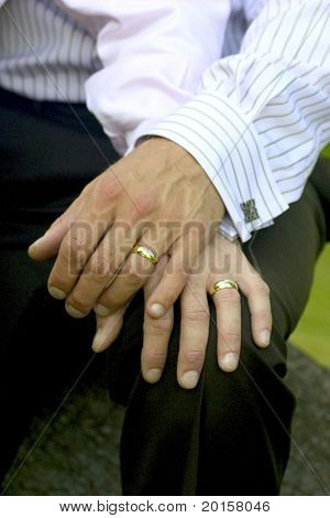 matrimonio homosexual - hombres gay just married