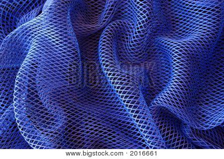 blau net Hintergrund