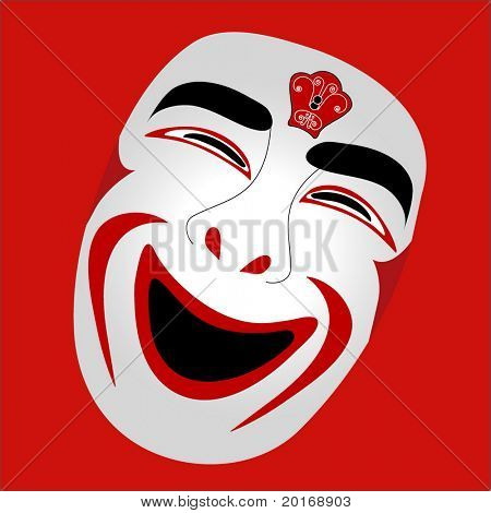 drama mask series comedy