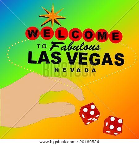 """""""Vegas Baby""""  vector"""