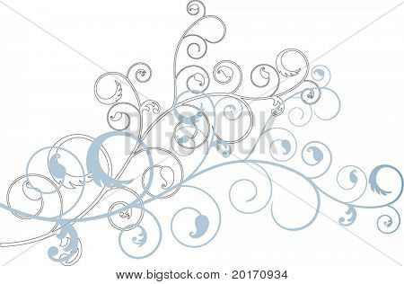 filigree elements for your designs vector