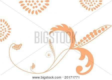 quirky trendy design vector