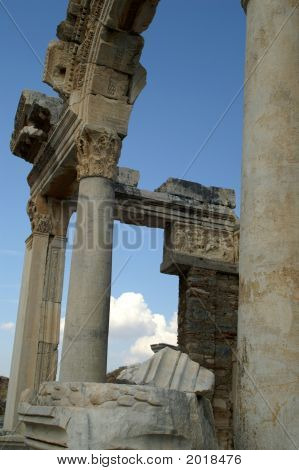 Greek And Roman Ruins